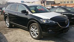 Mazda CX-9 TB facelift II 01 China 2013-03-03.jpg