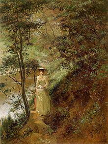 frederick mccubbin wikipedia. Black Bedroom Furniture Sets. Home Design Ideas