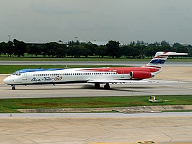 McDonnell Douglas MD-82 (DC-9-82), One-Two-Go (Orient Thai Airlines) AN0911617.jpg