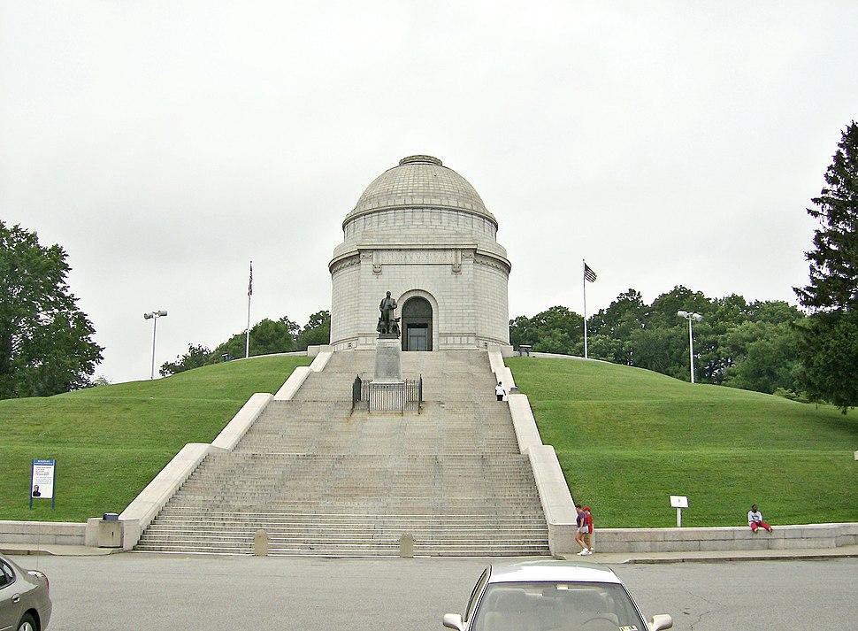 McKinley Grave