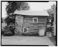 Meadowbrook Farm, Slifer Log Kitchen, 2655 Slifer Valley Road, Springtown, Bucks County, PA HABS PA,9-SPRITO.V,3-1.tif