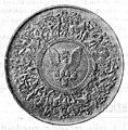 Medaglia Cinquantenario Risorgimento italiano - rovescio, 1912 - Archivio Meraviglioso ICM BC1912n17f2.jpg