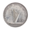 Medalj, 1835 - Skoklosters slott - 110767.tif