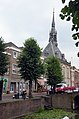 Medieval townhall Schoonhoven with different architectural styles due to renovation several times - panoramio.jpg