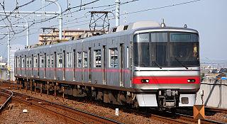 Meitetsu 5000 series (2008) Japanese train type