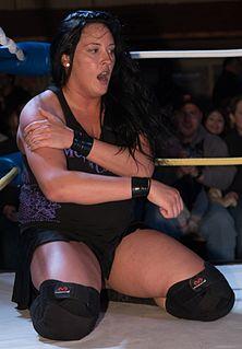 Melanie Cruise American professional wrestler