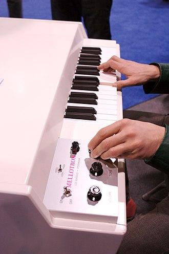 Mellotron - A Mellotron Mk VI