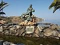 Memorial in Kini beach .jpg