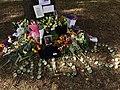 Memorial to a victim of Christchurch shooting.jpg