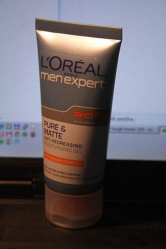 L'Oréal - L'Oréal skin care product
