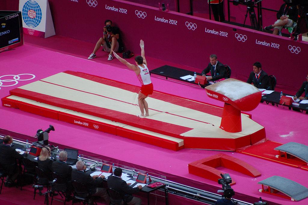 Попадавшийся накокаине голландский гимнаст изгнан сОлимпиады запьянство