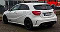 Mercedes-Benz A 180 AMG Line (W 176) – Heckansicht, 1. März 2014, Velbert.jpg