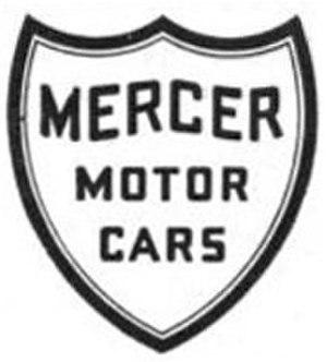 Mercer (automobile) - Image: Mercer motor 1917 logo