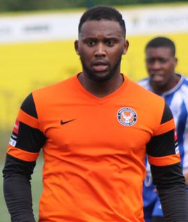 Merrick James-Lewis English footballer