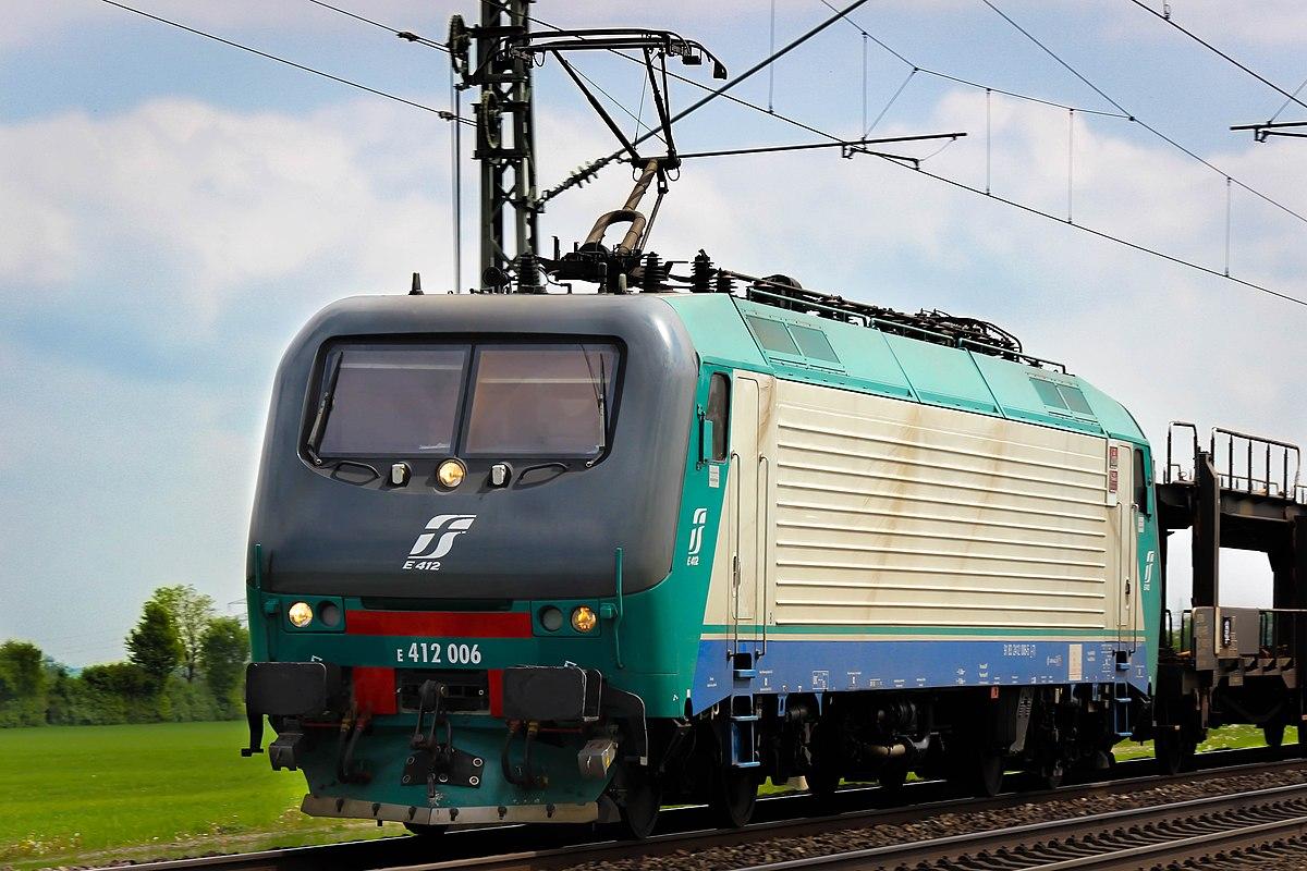 Progetto Cabina Armadio Wiki : Locomotiva fs e.412 wikipedia