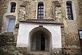 Mesendorf - Biserica evanghelică - poarta intrare.jpg
