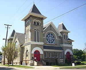 Crestline, Ohio - First United Methodist Church