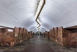 Metro MSK Line7 Barrikadnaya
