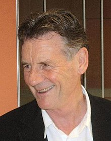 Michael Palin, Old Salopian, member of Monty Plyton