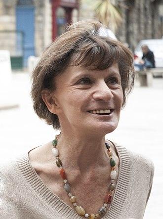 Michèle Delaunay - Image: Michele Delaunay à Bordeaux