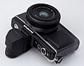 Micro Four Thirds Olympus E-P2 with Panasonic Lumix G 20mm F1.7 ASPH aspherical pancake lens.jpg