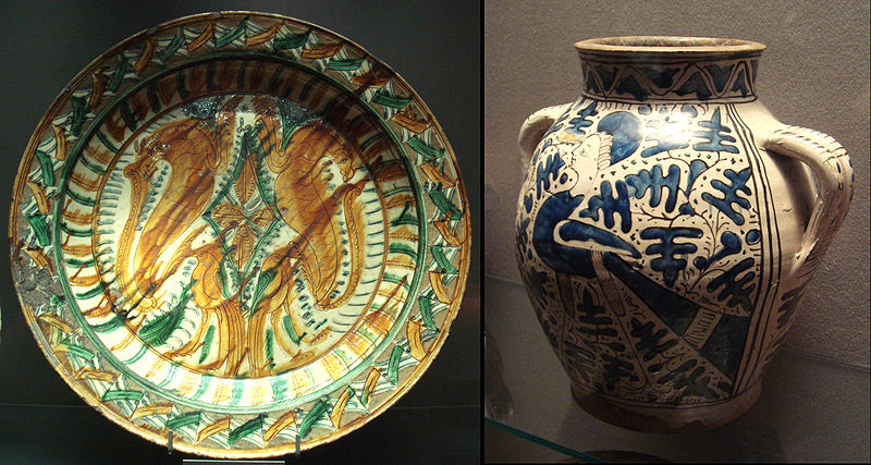 File:Mid15thCenturyPotteryNorthernItaly.jpg