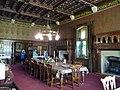 Mid Devon - Knightshayes Court, Dining Room - geograph.org.uk - 1487149.jpg