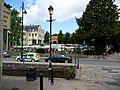 Midsomer Norton, looking across the High Street - geograph.org.uk - 1987831.jpg