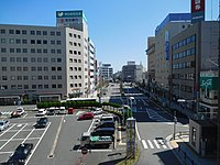 Mie prefectural road No.19 start.jpg