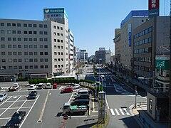 Mie prefectural road No.19 start