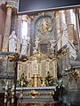 Miechów, Bazylika kolegiacka Grobu Bożego, Ołtarz Główny.JPG