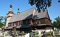 Miedźna. Kościólek drewniany z XVII w - panoramio.jpg