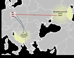 Migrations serbes avant 1000.png