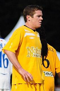Mike Ambersley American soccer player