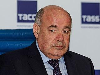 Mikhail Shvydkoy Russian art historian