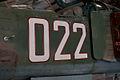 Mikoyan-Gurevich MiG-23UB Flogger-C Buzz Numbers CWAM 8Oct2011 (14628811074).jpg