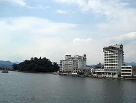 Mikuma River and Hita Onsen.jpg