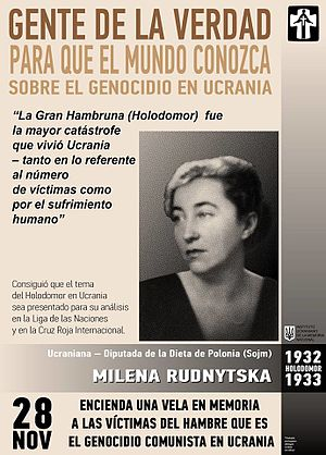 Milena Rudnytska - Image: Milena rudnytska es