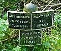 Milepost 1.5 miles north of Norbury Junction.jpg