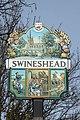 Millennium sign detail - geograph.org.uk - 1741616.jpg