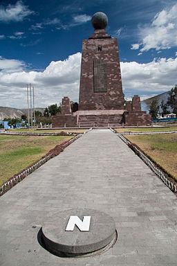 Mitad del Mundo, Ecuador 5