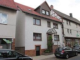 Mittelstraße in Zierenberg