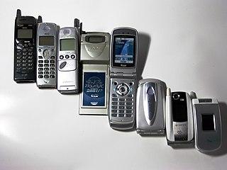 Mobile phone industry in Japan