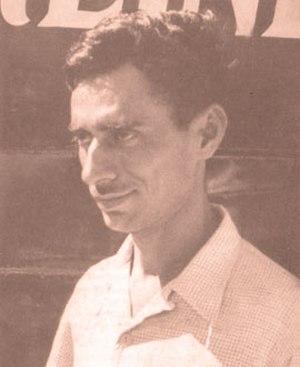 Mohammad Kibria - Kibria in 1958