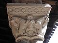 Moissac (82) Abbaye Saint-Pierre Cloître Chapiteau 18.JPG