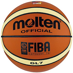 Basketball (ball) - Molten GL7 basketball