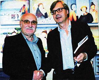 Battista Mombrini Italian artist