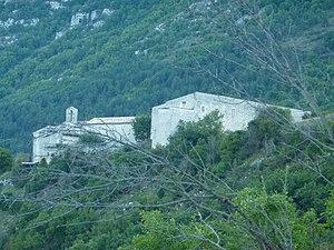 Ocre - Image: Monastero di Santo Spirito d'Ocre (AQ) 02