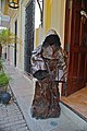 Monk Sculpture - Havana, Cuba.jpg