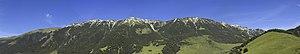 Monte Baldo - Image: Monte Baldo da malga Gambon